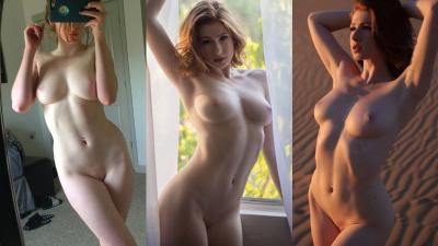 VoyeurFlash.com - Abigale Mandler nude