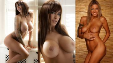 VoyeurFlash.com - Jodie Marsh nude