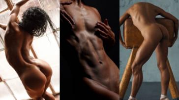 VoyeurFlash.com - Laetitia Model nude