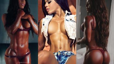 VoyeurFlash.com - Yarishna Nicole Ayala nude