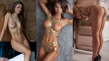 VoyeurFlash.com - Daria Shy nude