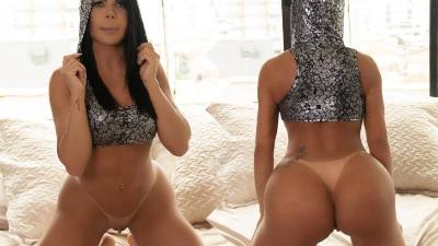 VoyeurFlash.com - Bella Fantine nude