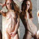 VoyeurFlash.com - Leah Hilton nude