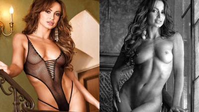VoyeurFlash.com - Karina Smirnova nude