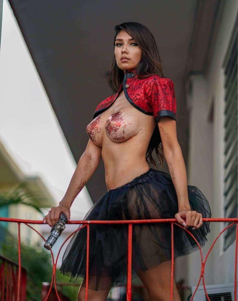 Vazquez  nackt Diana Diana Vazquez