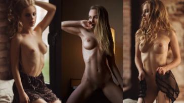 VoyeurFlash.com - Alina Vasilyeva nude
