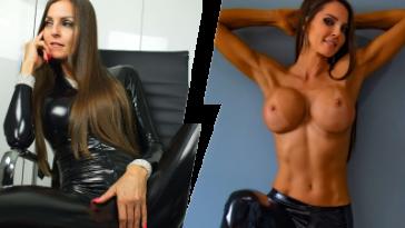 VoyeurFlash.com - Felicia Hardon nude