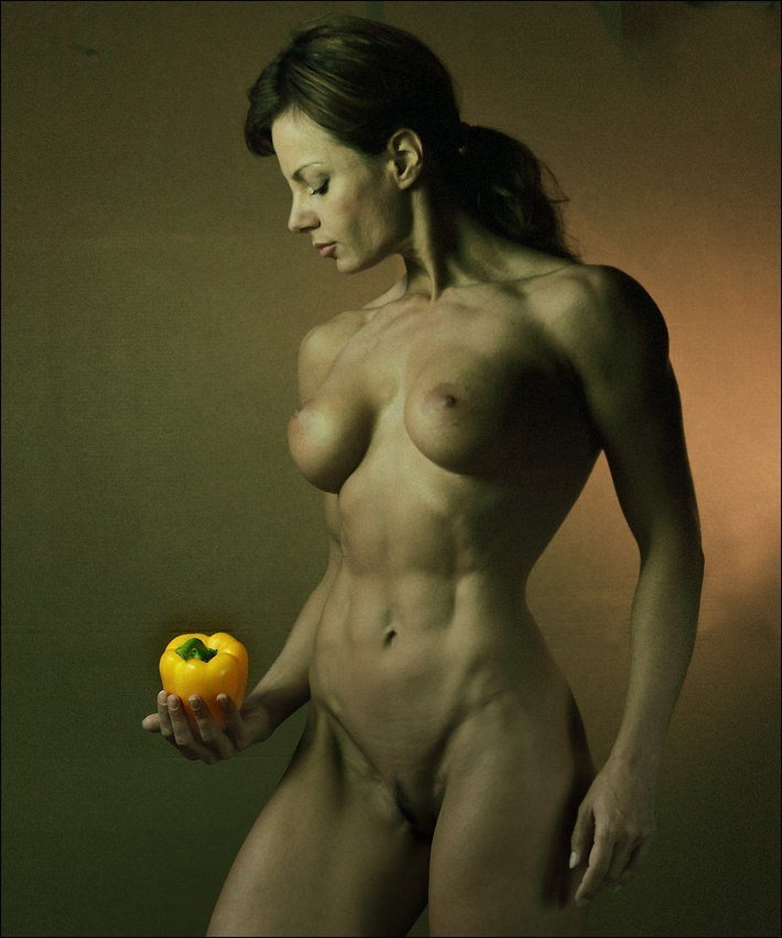 Naked bodies fit Hot Babes
