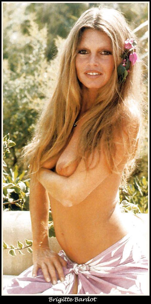 Nude bardot Photos: Brigitte