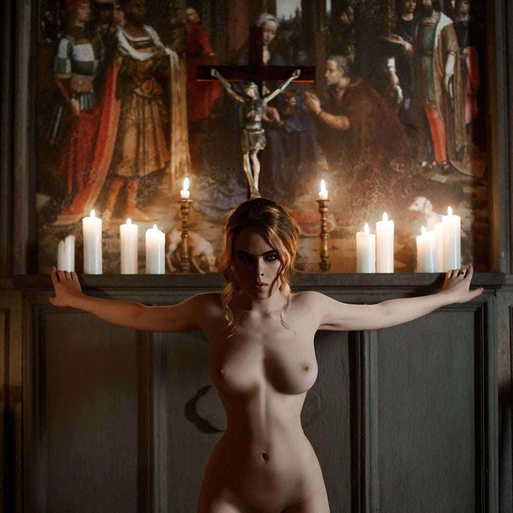 Ellina Myuller  nackt