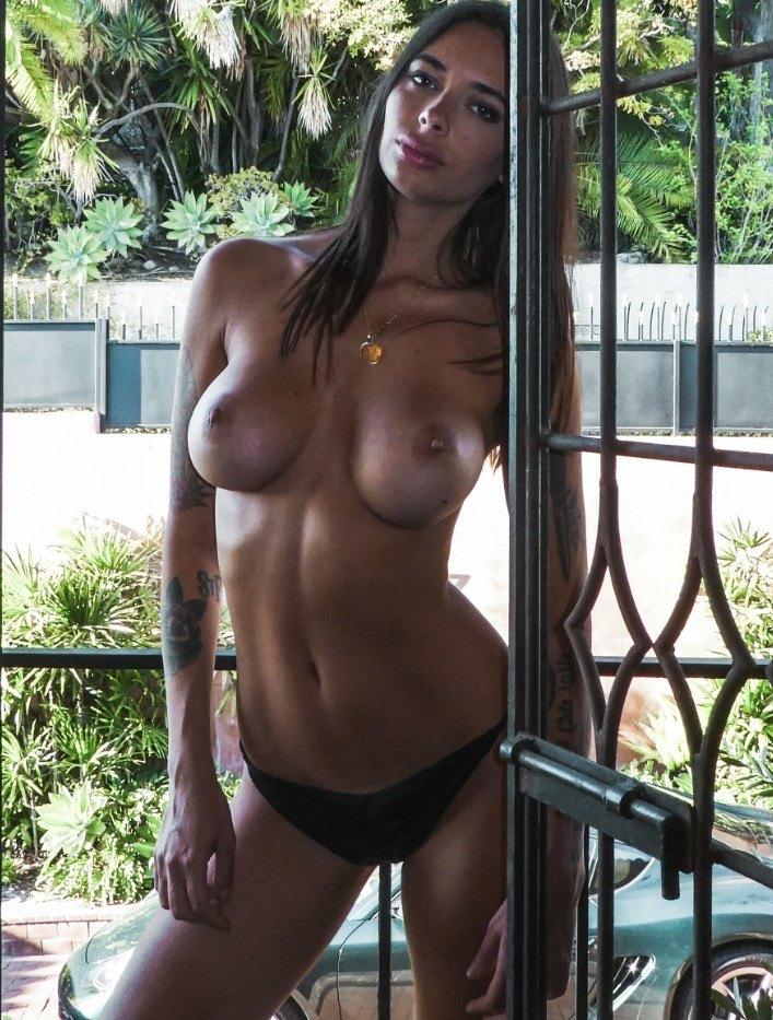 FitNakedGirls.com - Justina Pons nude