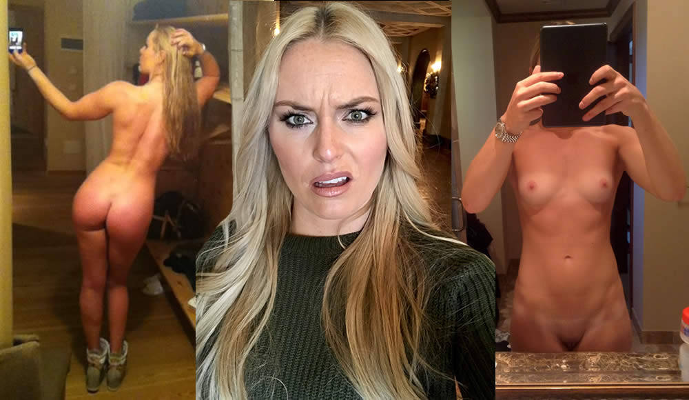 Lindsey vonn responds to despicable nude photo hack