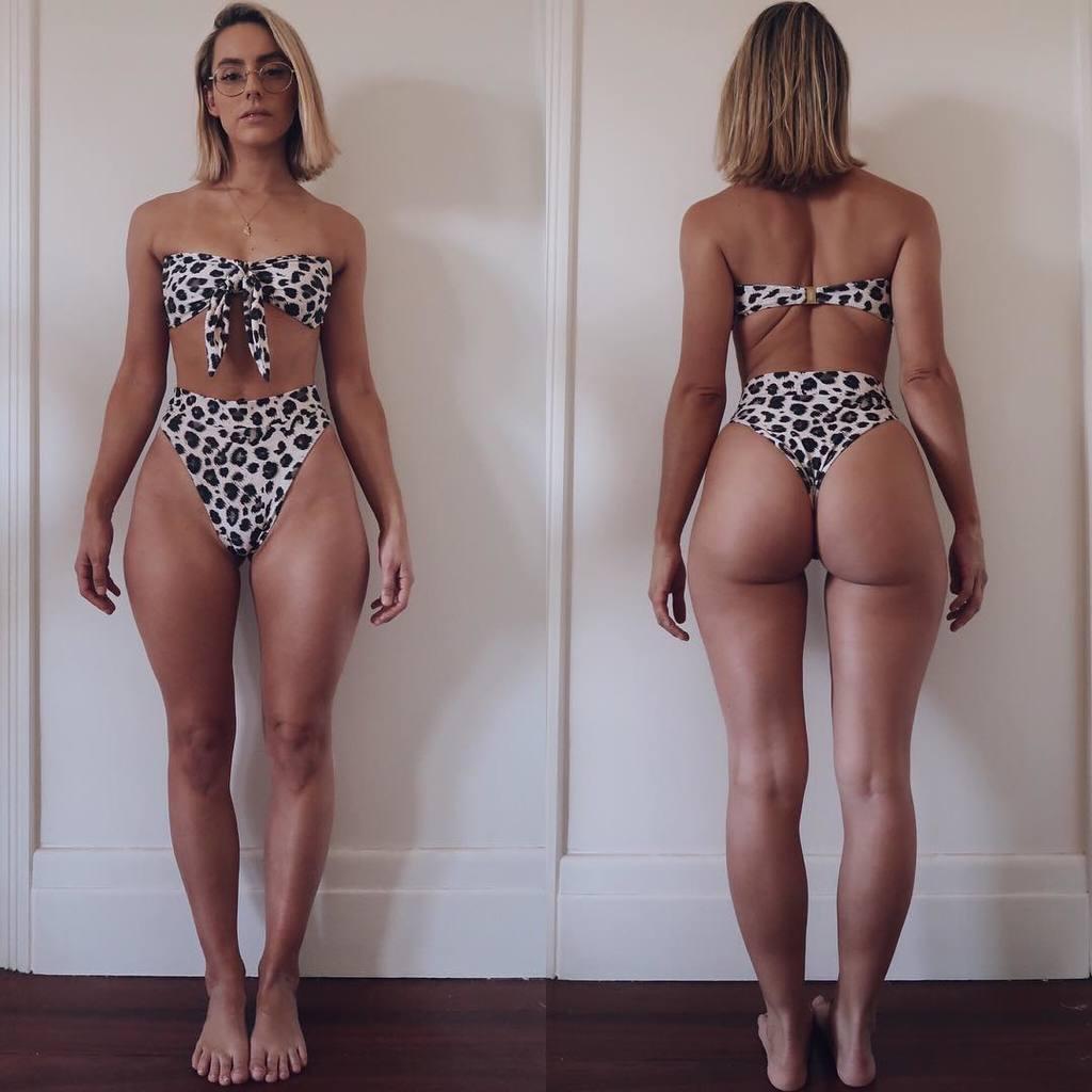 Nude madalin giorgetta A Woman's