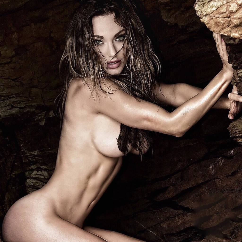 Jade roper full frontal nude for playboy