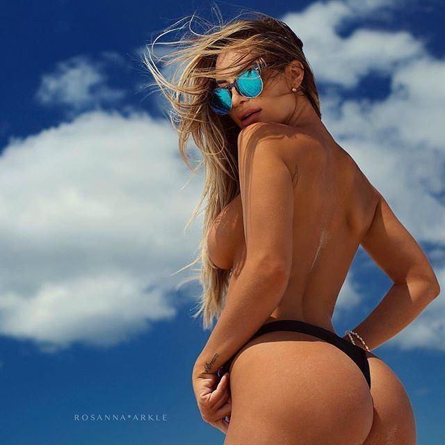 FitNakedGirls.com - Rosanna Arkle nude