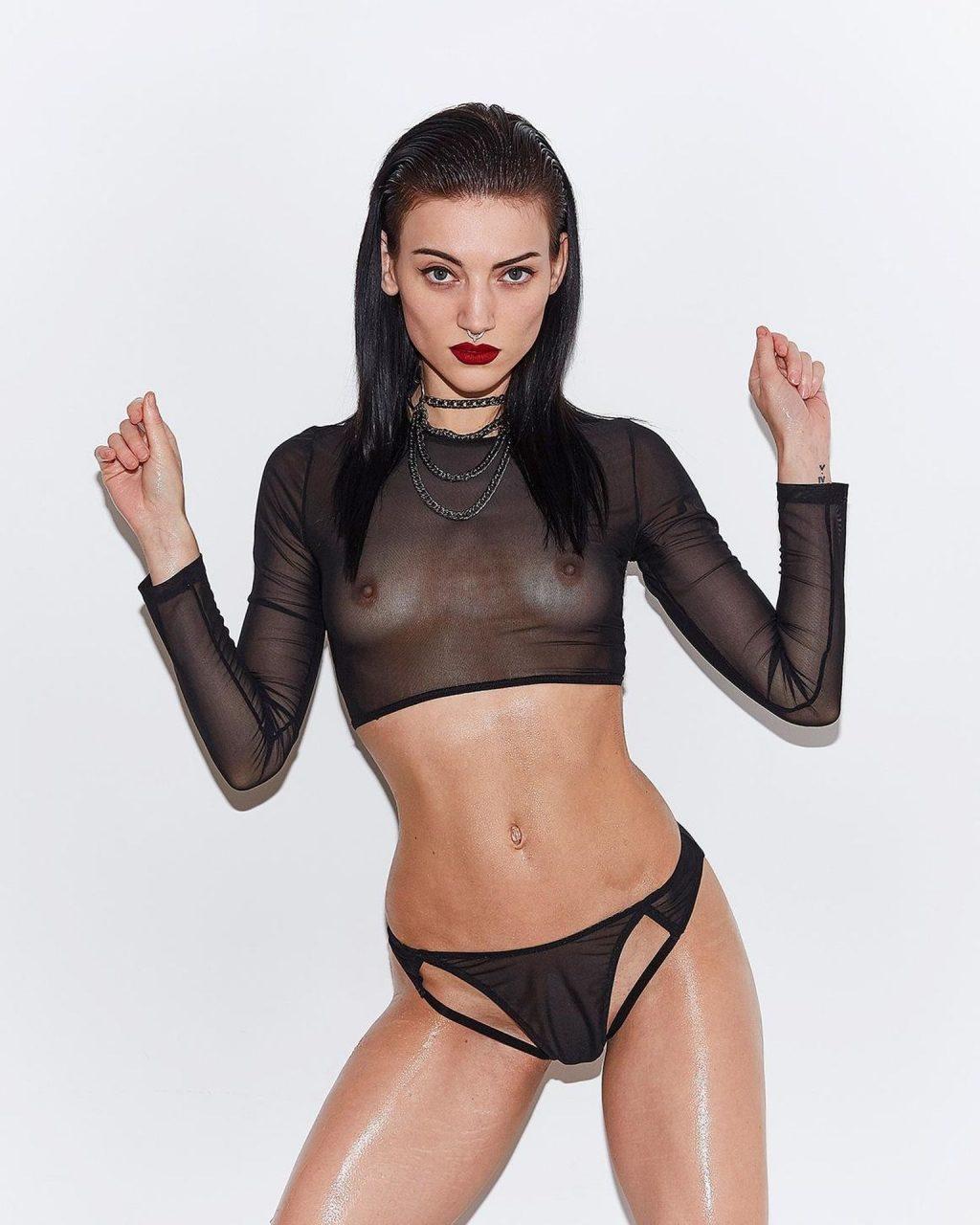 Jordan Ebbitt Nude