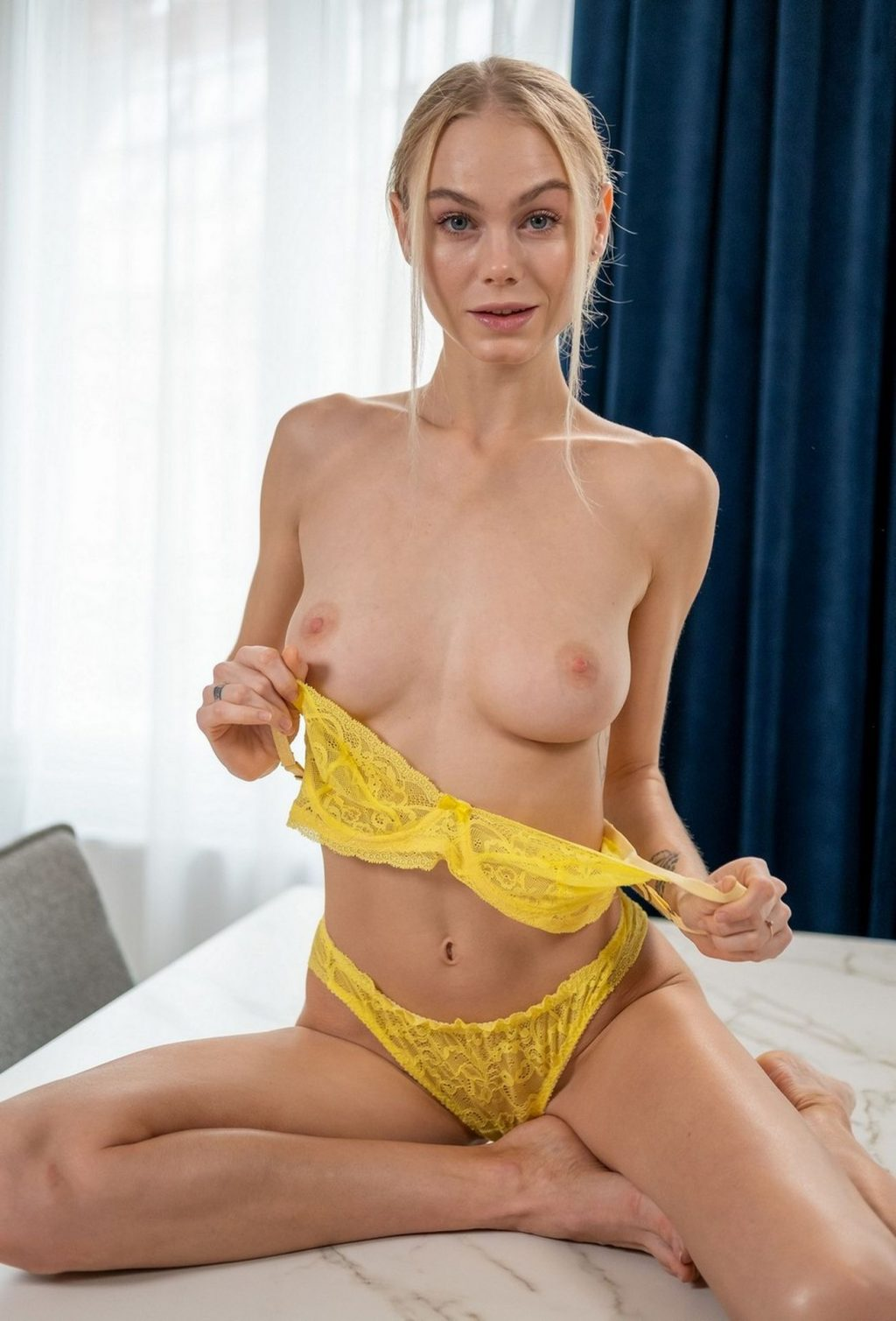 Nancy Anastasiia (Jane F.) Nude