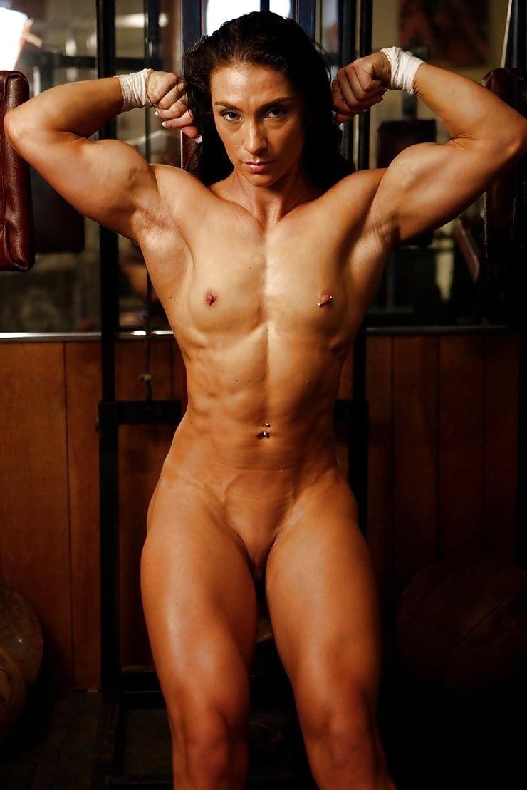 Naked asian female bodybuilders